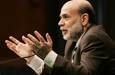 Bernanke quantitative easing