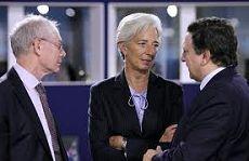 Eurozona Troika