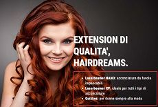 Extension capelli hairdreams