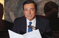 Mario Draghi prestiti Ltro