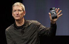 Tim Cook amministratore Apple